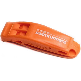 Swimrunners Whistle, neon orange